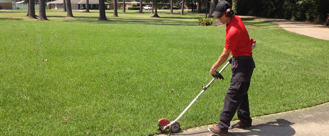 Call us for lawn care services in Crowley, Lafayette, and surrounding cities in the Acadiana area!